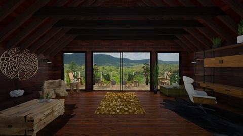 2 - Living room - by Alec Railev