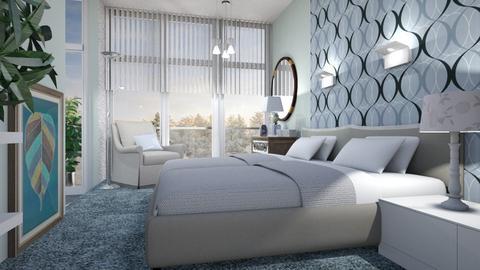 M_ Sicily - Bedroom - by milyca8