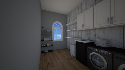 Laundry - Bedroom - by BrynnWisse