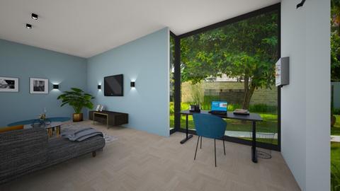 Livingroom - Modern - Living room - by xMlssa