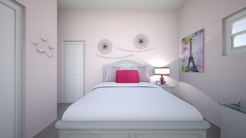 My 2nd Bedroom - Bedroom - by ctroom123
