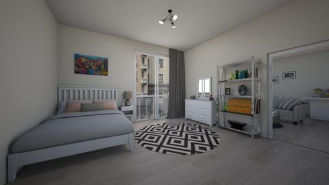 Madrid Room - Bedroom - by nataly21