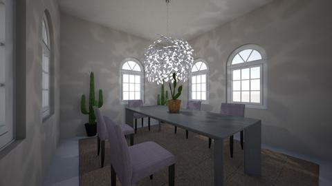 Porportion Jennifer - Living room - by SmithFACS