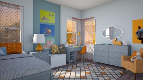 Milbrook Kids Room - by lauren_murphy
