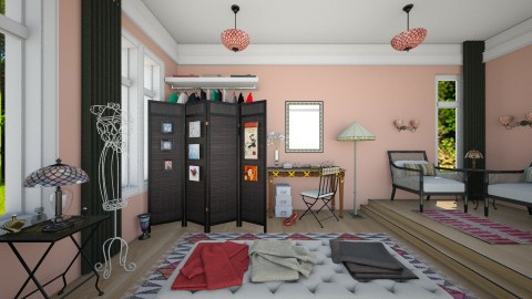 Her Room - Classic - by Laurika