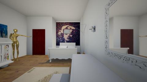 room C 3 - Bedroom - by tzwetelina_gitewa