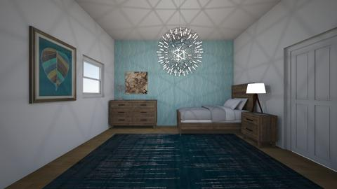Blue Room - Kids room - by Callie Carlson_192