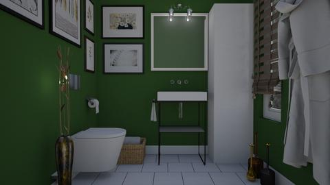 Emerald - Bathroom - by Tuitsi