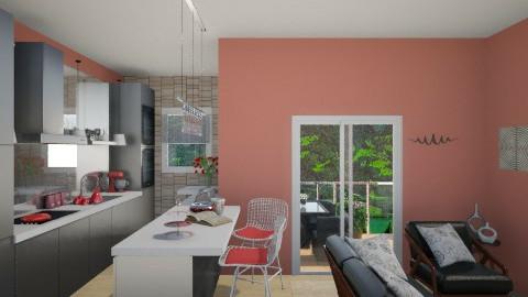 Small apartment - Modern - Living room - by anjuska9