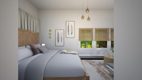 Maya Bed 6D - Bedroom - by puckermate1