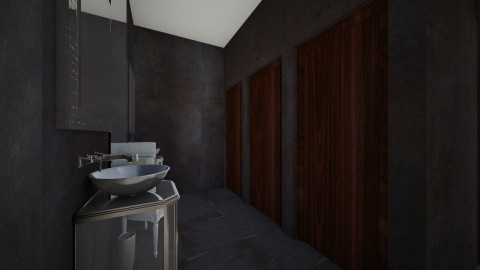 commercial - Bathroom - by maureen smith