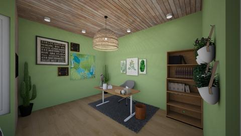 Office - Modern - Office - by tcooney