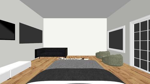 my dream bedroom - by mitchy boy