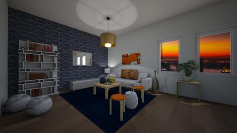 new me - Living room - by antonieta123