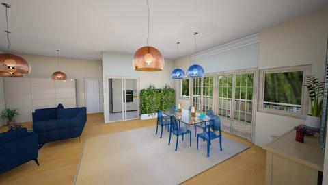 Dining Kartell - Modern - Dining room - by Vela