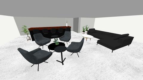 Cap Part Lobby 1 - Office - by chelsealaportasmith
