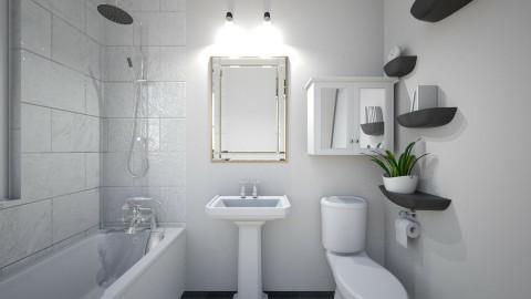 db4 - Bathroom - by Kaylin1313