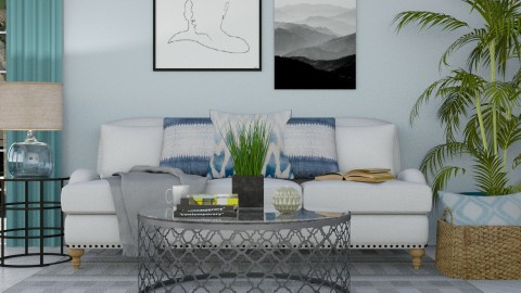close up - Classic - Living room - by Ali Ruth