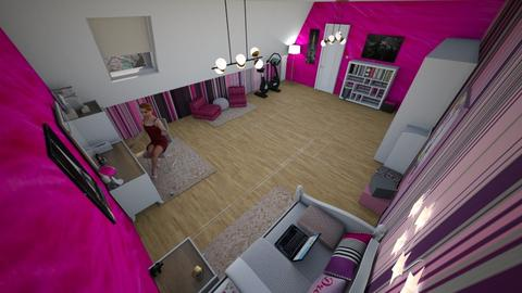 family home 83 - Modern - Bedroom - by Stavroula Chatzina