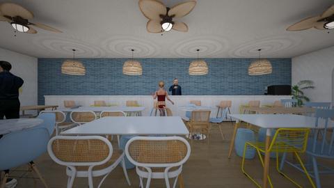 restaurant 2 - by cheyneh20