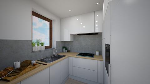 kitchen - Kitchen - by xxasiulaxx05