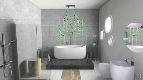 WC - Bathroom - by Alexandra Baltazar_73