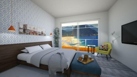 Waking up in Copacabana - by raphaelfernandesdesign
