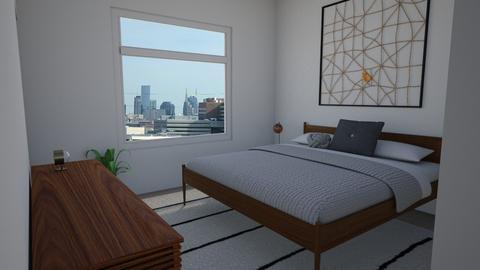 Shay 602 Master Bdrm - Modern - Bedroom - by leighmwells