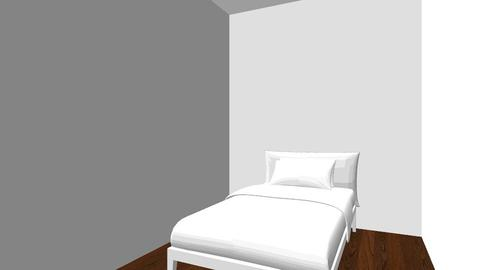 Mr Fox - Minimal - Bedroom - by Margaret Kilgallon
