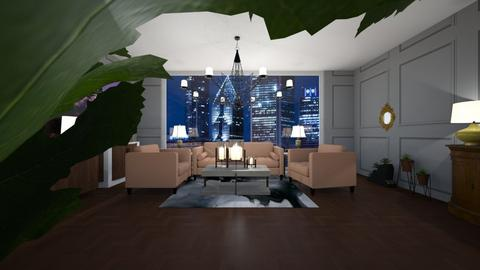 luz - Living room - by tbeals