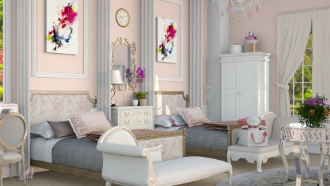 Lady Classic - Classic - Bedroom - by thefairysknight