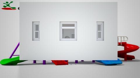 future kids toy room - Kids room - by hweese27