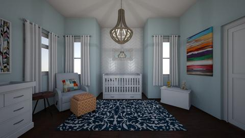 Odins Room - Classic - Kids room - by Kelyn King