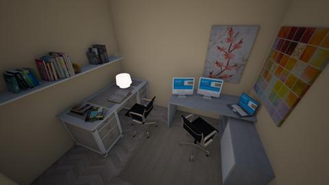Dream Office - Office - by Galaxy Warrior