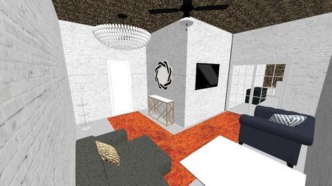 Luxury Suite Bedroom - by Ashleighmariewilson
