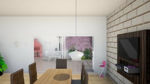el secreto - Living room - by Clau Tell