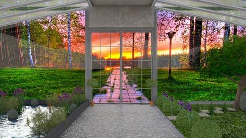 535 - Garden - by Jade Autumn