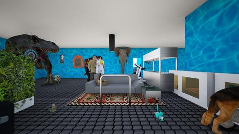 Good God Help us ALL - Eclectic - Kids room - by ATCosta