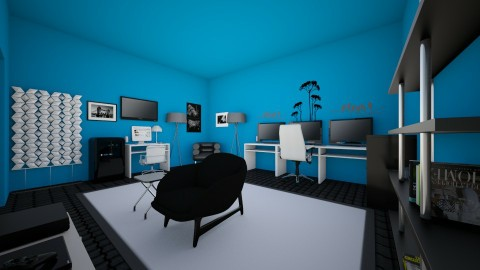 YouTube Room - Modern - by MeowMeowMix