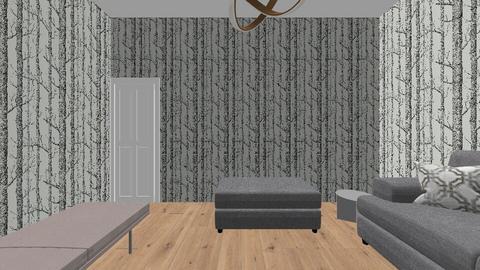 Adult Living Room - by BakerSweet