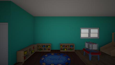 school - Kids room - by XYGYJZRGLNXFZNPCUUXUMWQLTAYQJZV