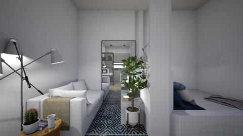 Casa242LivingArea - Modern - Living room - by nickynunes