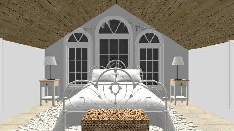 Bedroom - Rustic - Bedroom - by yoban