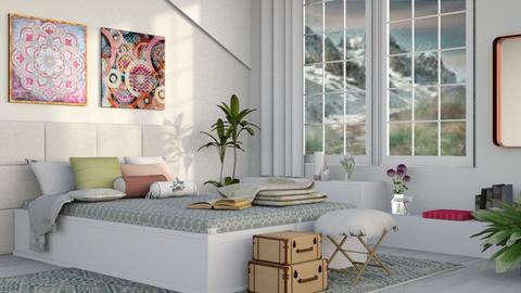 Spring Themed - Modern - Bedroom - by millerfam