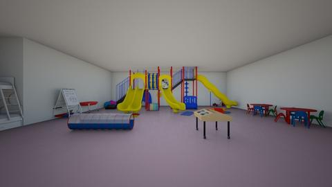 adoption centre room thin - Kids room - by kelsey1082