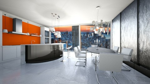 Modern Kitchen - by Paul Anthony Libres