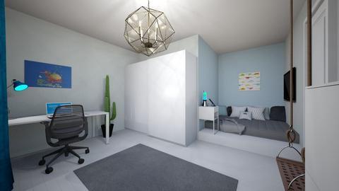 Stas - Modern - Kids room - by agnieszka_giez
