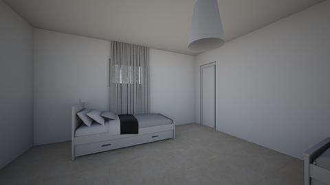 nurit - Bedroom - by nitzi