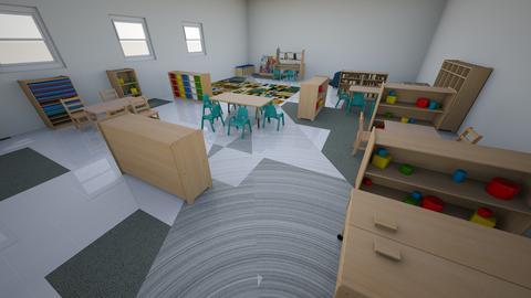 Veronica classroom - Kids room - by XPPWXEFFCDNHZVAWKGKWVDLXGWKBFYG