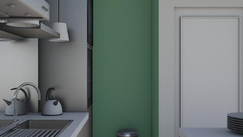 kitchen - Modern - Kitchen - by charlottenoort